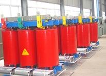 SCB10三相10KVA环氧树脂变压器