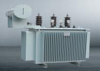 内蒙古S11-35KV有载油浸式电力变压器
